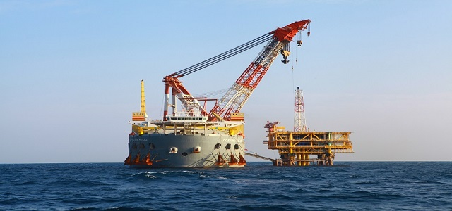 Oceanic5000 Offshore Heavy Lift, Pipe Laying, Jacket & Platform Installation